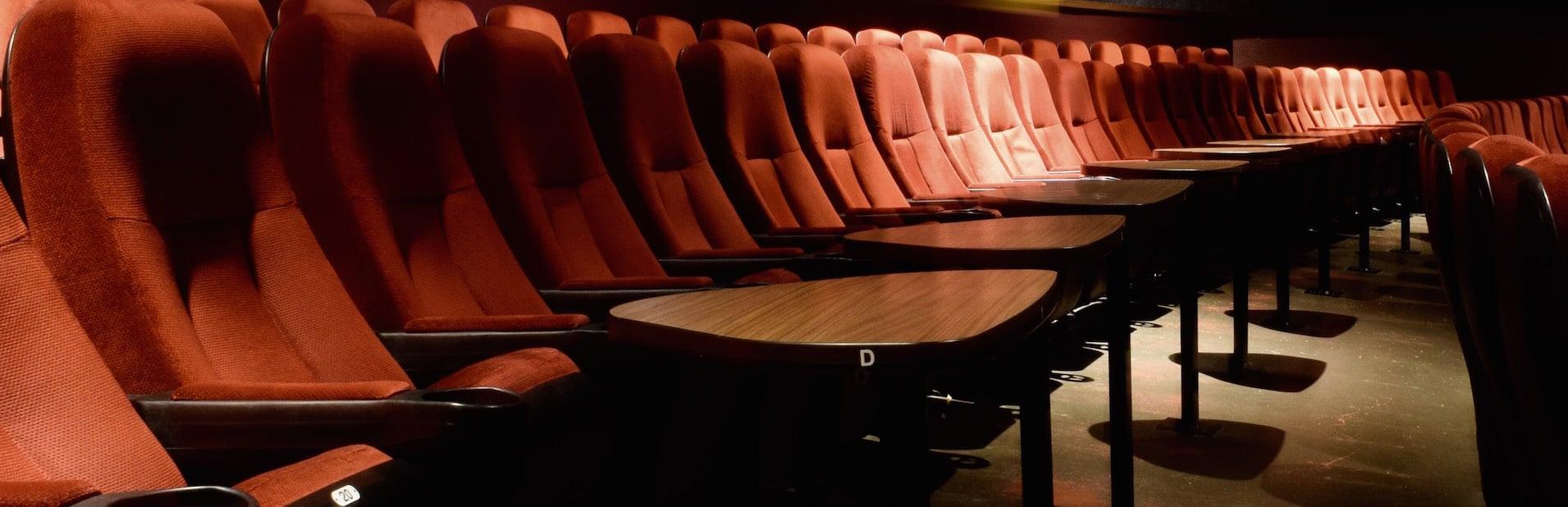 Apollo Cinema Seating